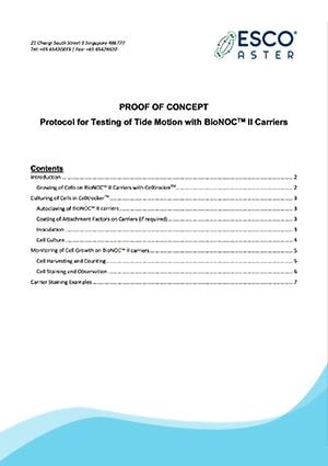 Testing BioNOC™ II Carriers - EN