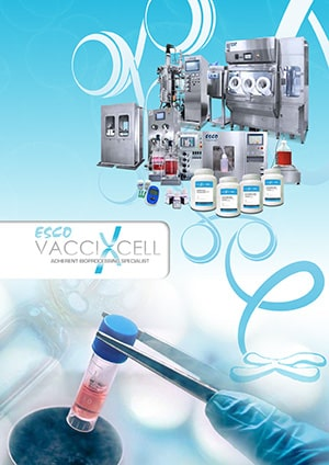 Esco VacciXcell Product Guide