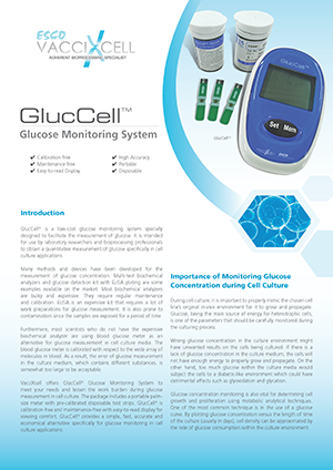 GlucCell™