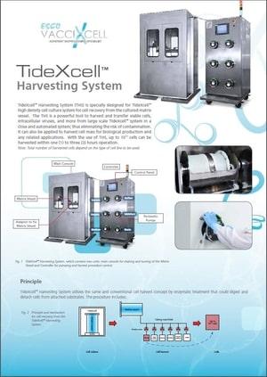 TideXcell™ Cell Harvesting System (TXCHS)