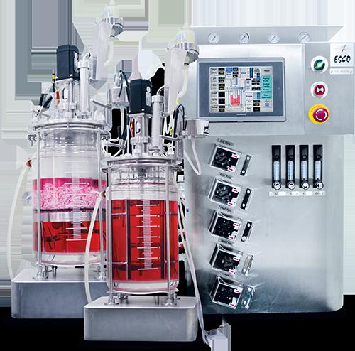 VacciXcell™ Hybrid Bioreactor