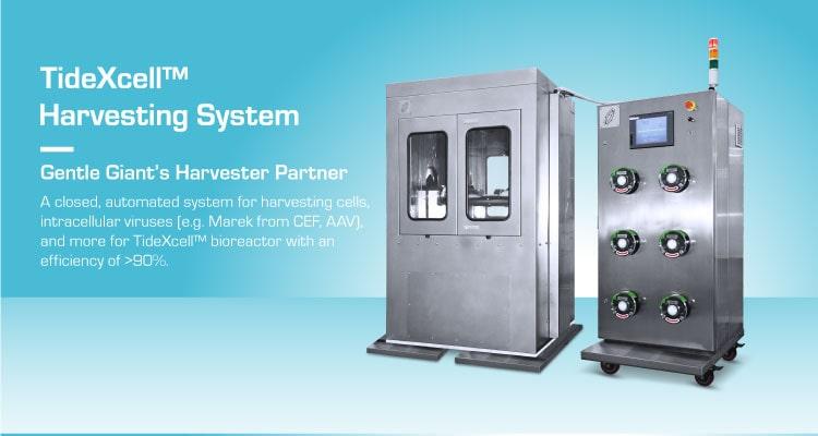 TideXcell Harvesting System