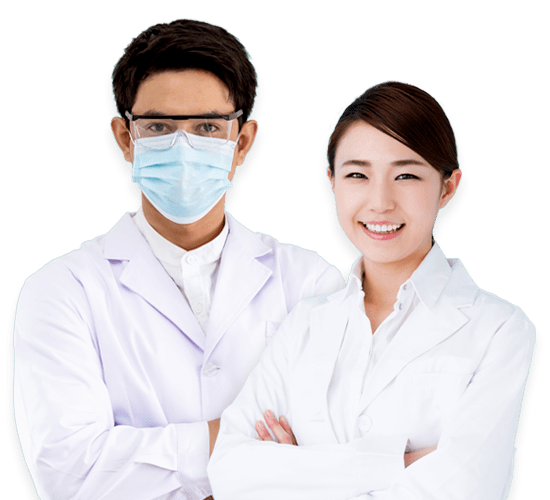 Lab Workers