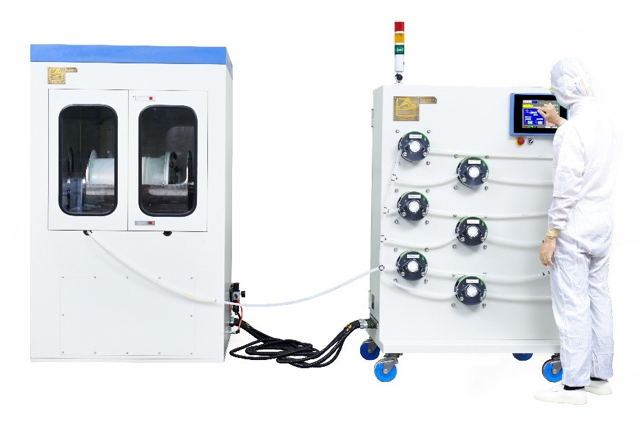 TideCell® Cell Harvesting System