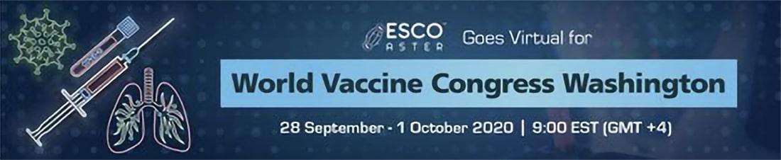 World Vaccine Congress Banner